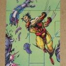 X-Men Series 1 (Impel 1992) Card #95- Wolverine EX-MT