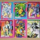 X-Men Series 1 (Impel 1992) - Single Cards
