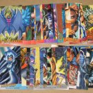 1996 Fleer X-Men (Walmart) - Lot of 45 Cards VG