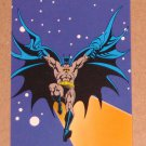 DC Stars (SkyBox 1994) Puzzle Card P1- Batman VG