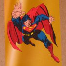 DC Stars (SkyBox 1994) Puzzle Card P5- Superman VG