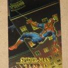 Spider-Man, Fleer Ultra (1995) Masterpieces Web Card #5- Spider-Man EX