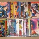 Spider-Man Premium '96 (Fleer/SkyBox 1996) - Lot of 41 Cards EX