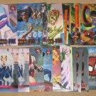 Spider-Man Premium '96 (Fleer/SkyBox 1996) - Lot of 21 Cards EX