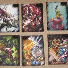 Marvel Heroes and Villains (Rittenhouse 2010) - Single Cards