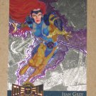 Marvel Metal (Fleer 1995) Gold Blaster Card #8- Jean Grey EX