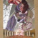 Marvel Metal (Fleer 1995) Silver Flasher Card #3- Cyclops EX