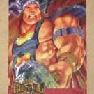 Marvel Metal (Fleer 1995) Metal Blaster Card #15- Thor EX-MT