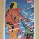 70 Years of Marvel Comics (Rittenhouse 2010) Metalic Ink Parallel Card #2- Marvel Comics 1939 EX