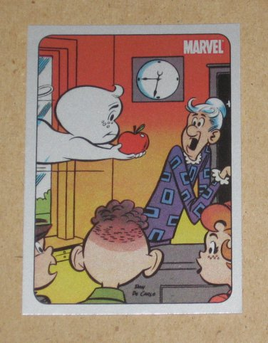 70 Years of Marvel Comics (Rittenhouse 2010) Metalic Ink Parallel Card #20- 1957 EX