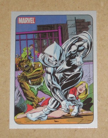70 Years of Marvel Comics (Rittenhouse 2010) Metalic Ink Parallel Card #38- 1975 EX