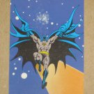 DC Stars (SkyBox 1994) Puzzle Card P1- Batman G