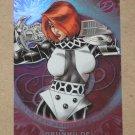 Marvel Dangerous Divas (Rittenhouse 2011) Sultry Seductresses Card S3- Brunhilde EX