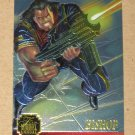 Flair '95 Marvel Annual (Fleer 1995) Chromium Card #10- Bishop EX