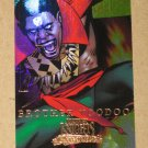 Marvel Masterpieces Set 3 (Upper Deck 2008) Knights Chase Card MK 2 - Brother Voodoo EX