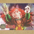 Flair '95 Marvel Annual (Fleer 1995) PowerBlast Card #4- Rogue VG