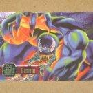 Flair '95 Marvel Annual (Fleer 1995) PowerBlast Card #3- Venom VG