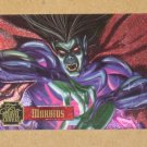 Flair '95 Marvel Annual (Fleer 1995) PowerBlast Card #10- Morbius VG