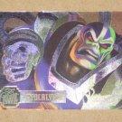 Flair '95 Marvel Annual (Fleer 1995) PowerBlast Card #11- Apocalypse EX