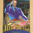 Marvel Metal (Fleer 1995) Card #111- Professor X EX