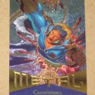 Marvel Metal (Fleer 1995) Card #95- Cannonball EX