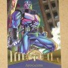 Marvel Metal (Fleer 1995) Card #82- Apocalypse EX-MT