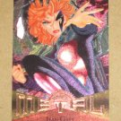 Marvel Metal (Fleer 1995) Card #6- Jean Grey EX-MT