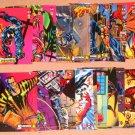 Spider-Man, the Amazing (Fleer 1994) - Lot of 19 Cards PR-FR