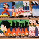 Dragon Ball Z Series 1 (Artbox 1996) - Lot of 21 Cards VG