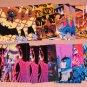 Batman Saga of the Dark Knight (SkyBox 1994) - Lot of 21 Cards EX