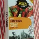 Sri Lankan Ma's Kitchen Indian Tandoori Masala Spice Mix Marinade 50g 1.8 ounces