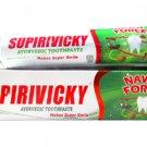 Siddhalepa Supirivicky Ayurvedic Herbal Toothpaste Healthy Non Fluoridated