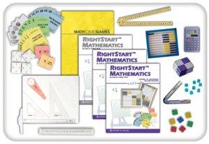 RightStart Math Starter Kit Level E