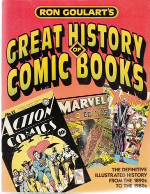 Great History Of Comic Books