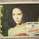 DOROTHY DANDRIDGE*8 Original 1959 Tamango Lobby Card Posters+FREE