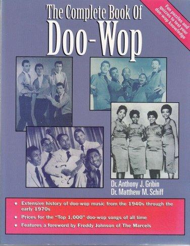 The Complete Book Of Doo-Wop *