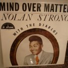 Diablos ~ Mind Over Matter~Still Sealed Reissue *