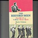 THE RECORD MEN ~RARE 1ST ED/PB *