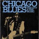CHICAGO BLUES ~RARE 1ST ED/PB *