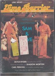 TIME BARRIER EXPRESS ~ Magazine #26 Sam & Dave *