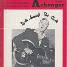 RECORD EXCHANGER ~R&B,Doo Wop & R&R Magazine #20*