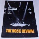 BIM BAM BOOM ~ Magazine #10 Rock Revival *