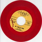 LADDERS ~My Love Is Gone*Mint-45*RARE RED WAX !