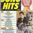 SONG HITS MAGAZINE ~Temptatios V33 #40 *