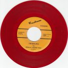 BLUE JAYS ~Could I Adore You*M-45*RARE RED WAX !