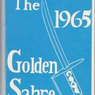 Garrison Jr High School Yearbook 1965 Walla Walla Washington *