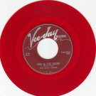 KOOL GENTS ~This Is The Night*M-45* Rare Red Wax !