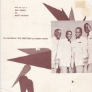 DRIFTERS & BEN E KING~Rare Sheet Music~Save The Last Dance For Me *