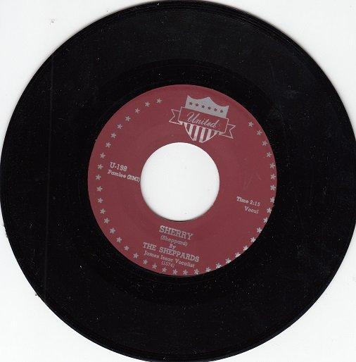 SHEPPARDS ~ Sherry *Mint-45 !