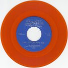 DANDERLIERS ~ May God Be With You*Mint-45 RARE ORANGE WAX !
